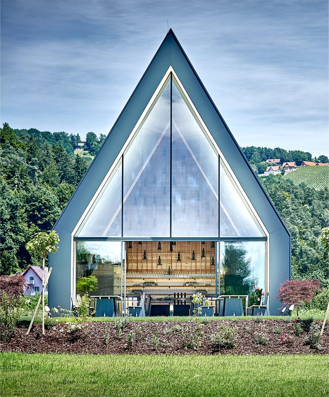Außenansicht Architektur