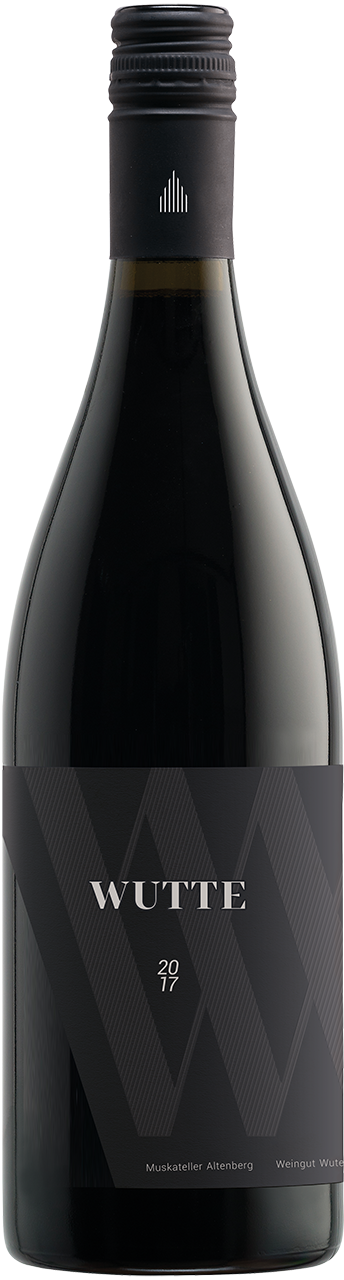 Weinflasche - Muskateller Altenberg