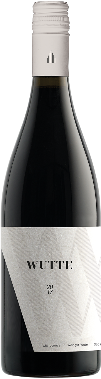 Weinflasche - Muskateller Chardonnay