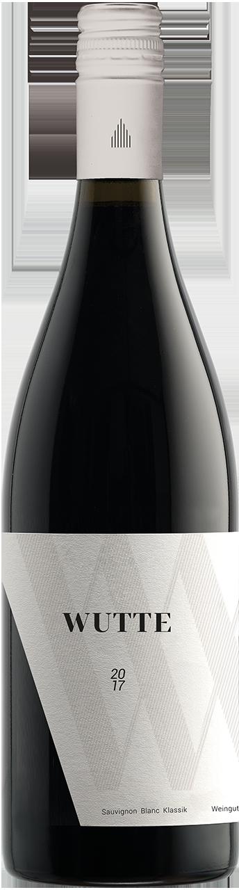 Weinflasche - Sauvignon Blanc Klassik