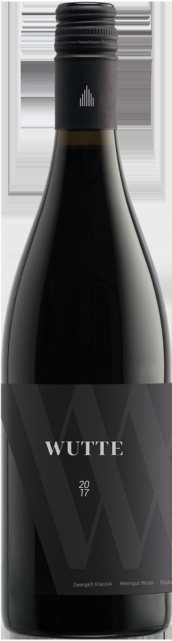 Weinflasche - Zweigelt Klassik